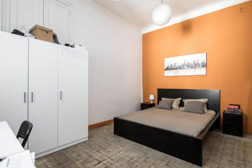 Consell de Cent Room nr.5 Student Room for Rent