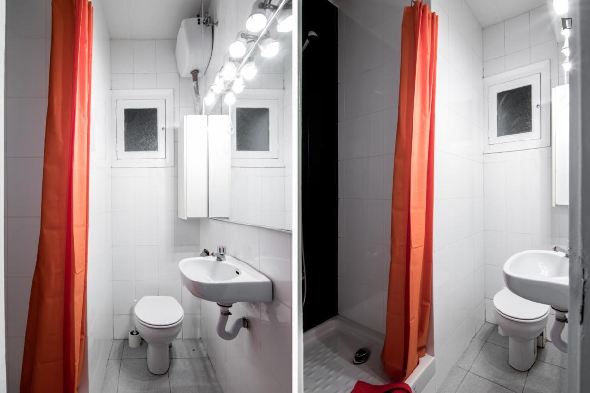 Bathroom2 Valencia Apartment