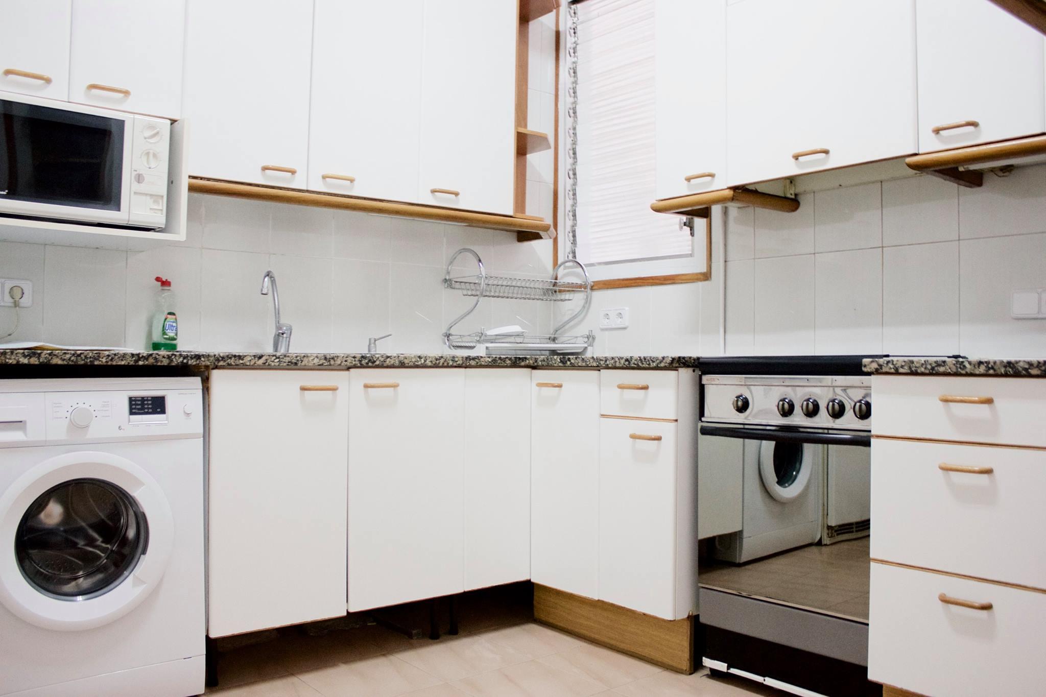 Kitchen Valencia Apartment