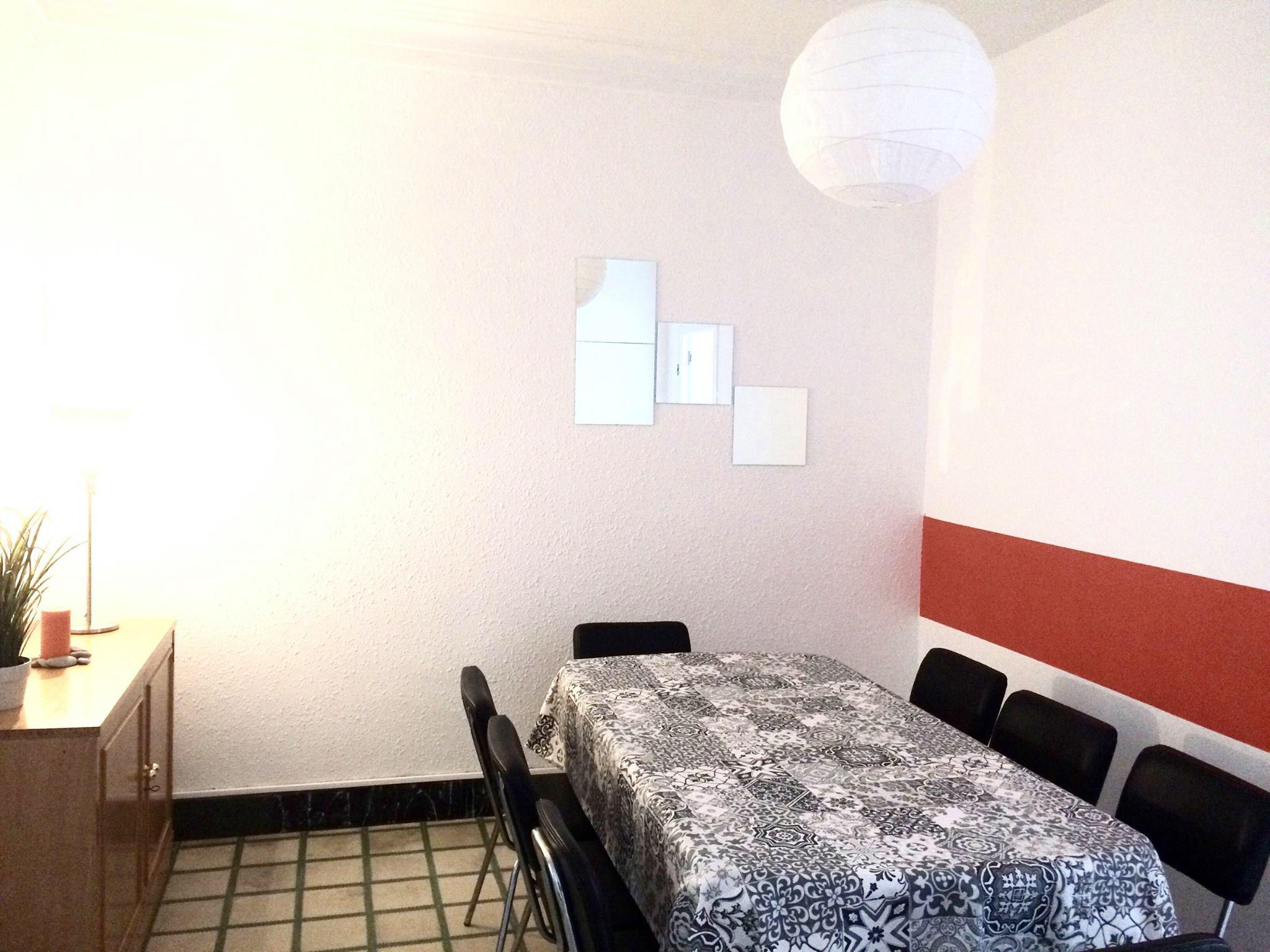 Dining Room Valencia Apartment