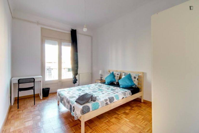 Muntaner student room for rent nr3 -2
